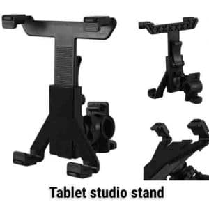 Tablet studio stand
