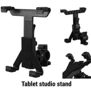 Tablet studio stand