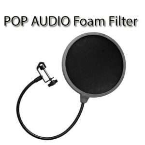 POP AUDIO Foam Filter