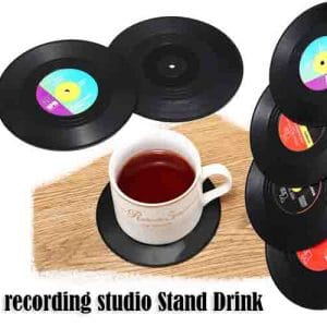recording studio Stand Drink