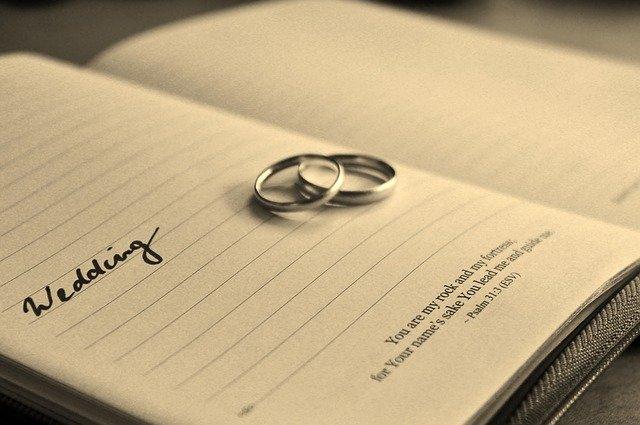 ארגון חתונה אחרי הצעת הנישואין: ארגון אחראי