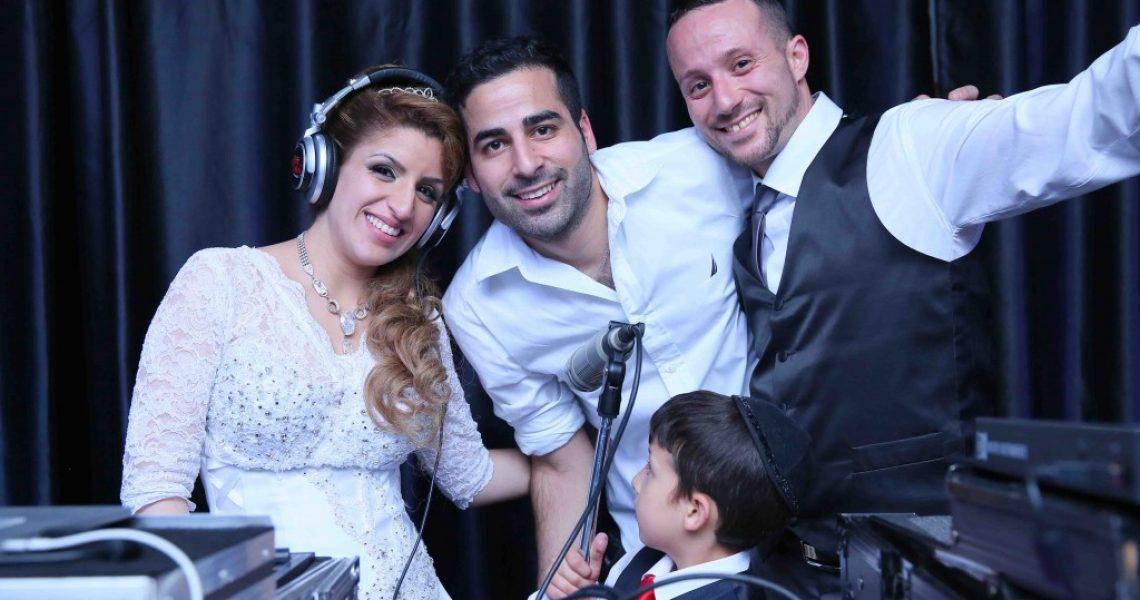 תקליטן דתי לחתונה בירושלים